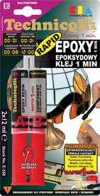 E-358 klej epoksydowy bezbarwny141x277