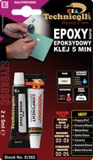 E-362 klej epoksydowy 5minut136x233